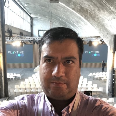 José Antonio Jiménez Pérez - Chief Technology Officer (CTO)